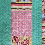 Sweet Tooth Quilt Detail