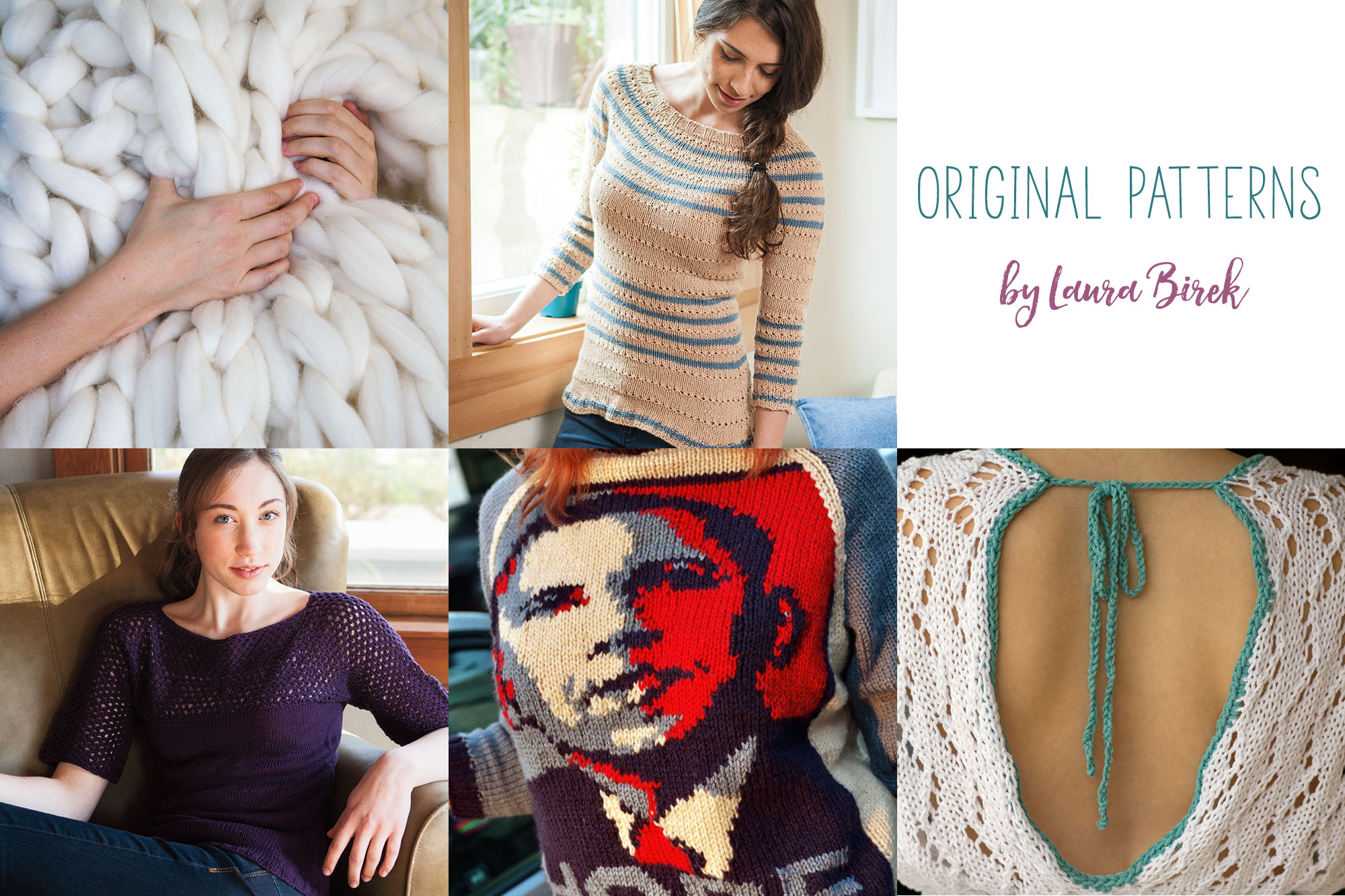 Original Patterns by Laura Birek